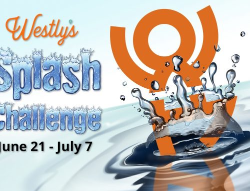 Westly's Splash Challenge!