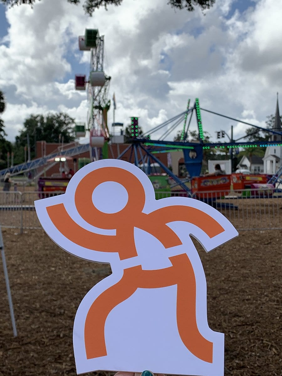 Westly cutout and fair rides