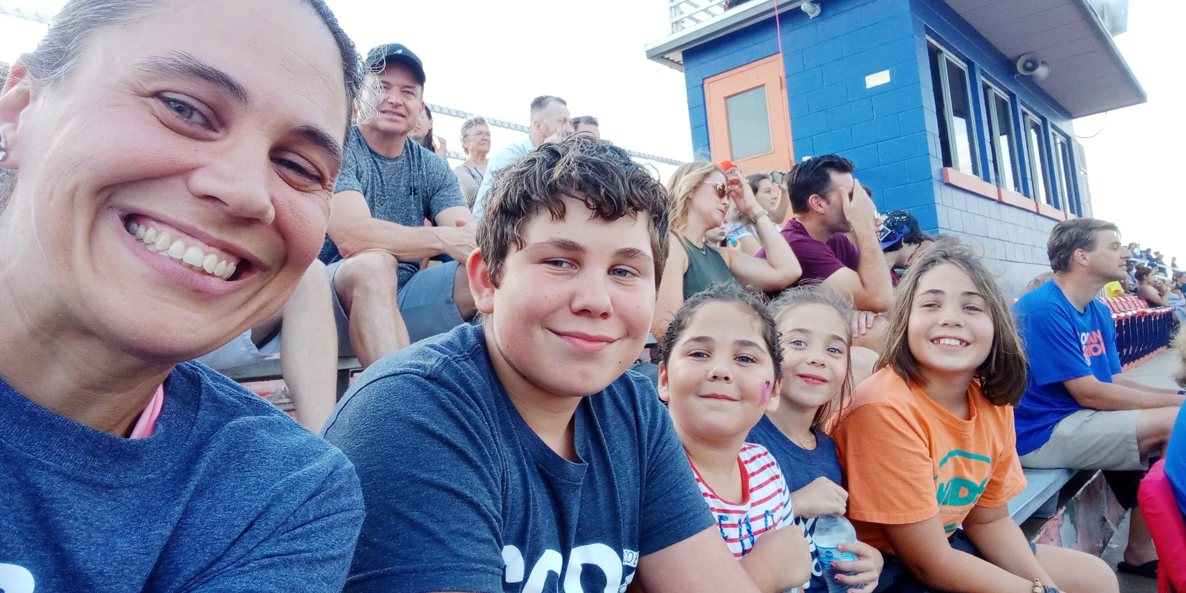rebekah martin and kids