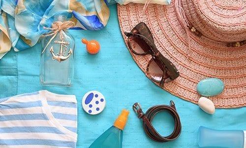 beach supplies