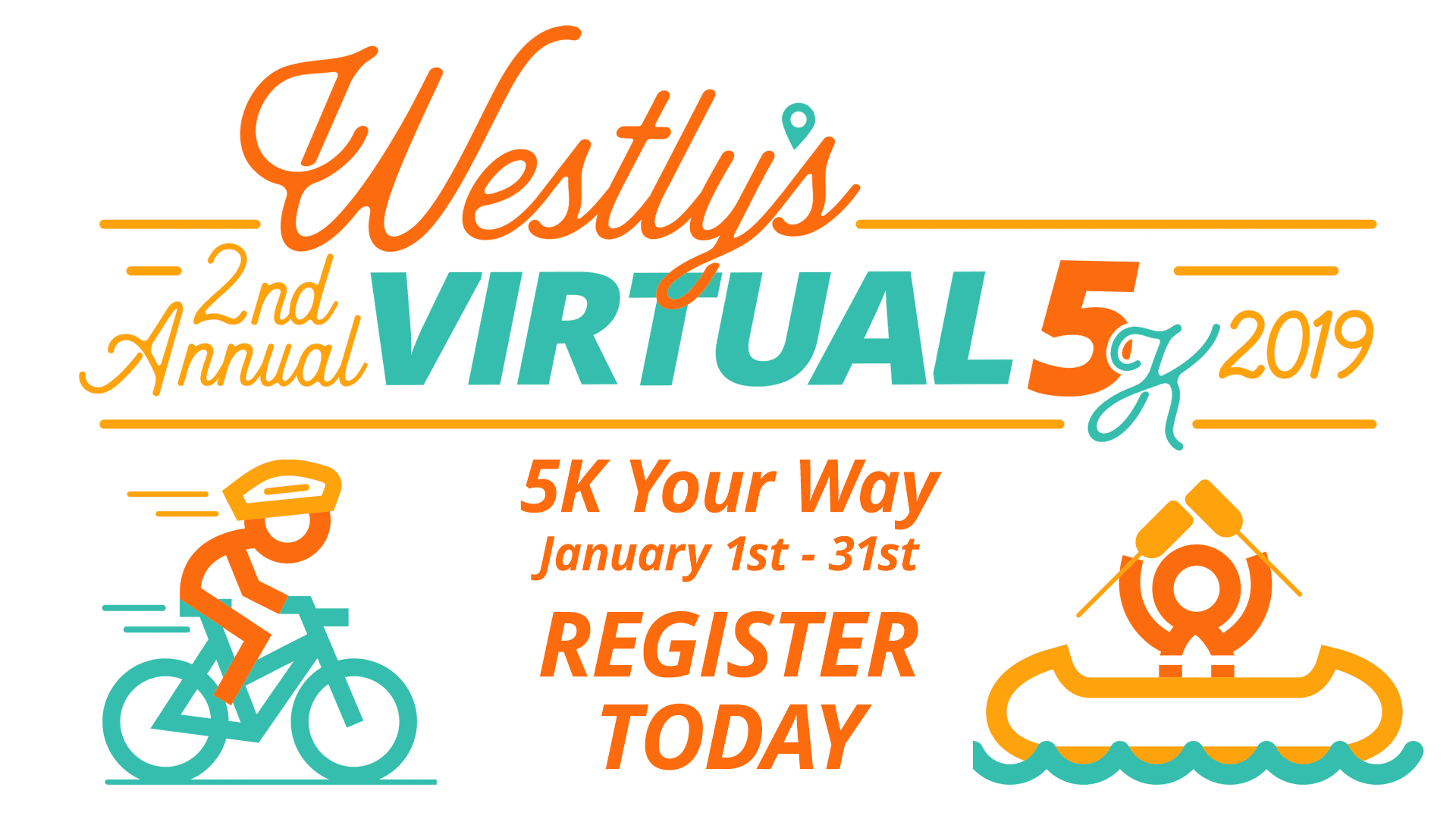 Westly's 2nd Annual Virtual 5K