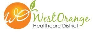 west orange healthcare district logo