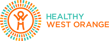 healthy west orange logo