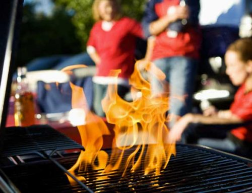 10 Healthy and Tasty Tailgate Recipes