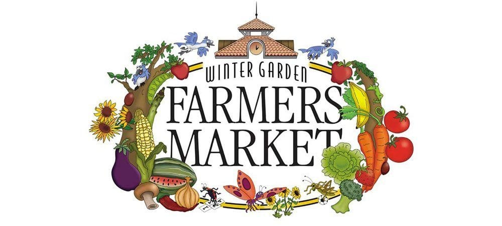 winter garden farmers market logo